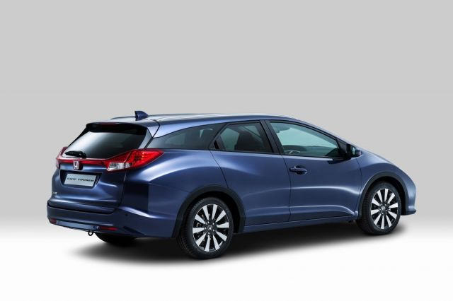 İlk Civic Tourer
